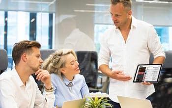 Geschäftsprozesse durch Unternehmens-Apps verbessern