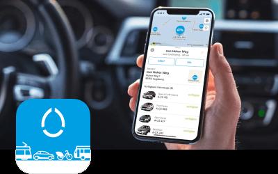 Stadtwerke Augsburg – swa Mobil App