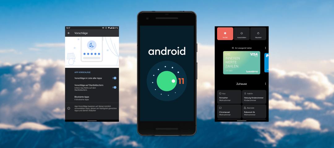 Android 11 – Alle Funktionen auf einen Blick