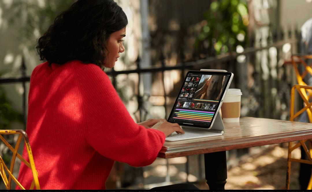 Apple stellt neues iPad Pro 2021 vor