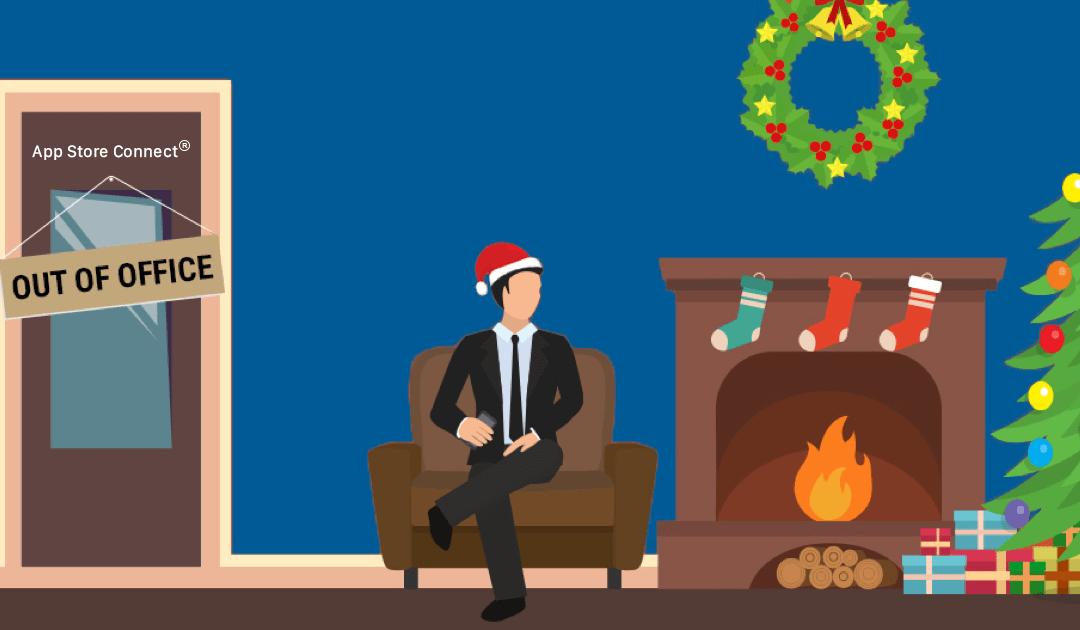 Apple macht Weihnachtsurlaub
